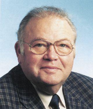 Seniorchef Werner Geese